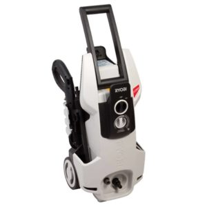 RYOBI High Pressure Washer With Adjustable Pressure And Water Volume, AJP-1700VGQ, 55-120 Bar, 1700W