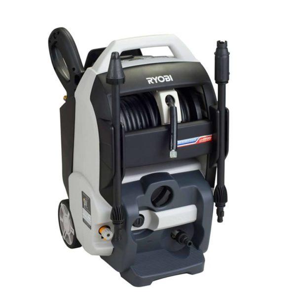 RYOBI High Pressure Washer With Silent Water Cooled Motor, AJP-2200GQ, 120 Bar, 1400W