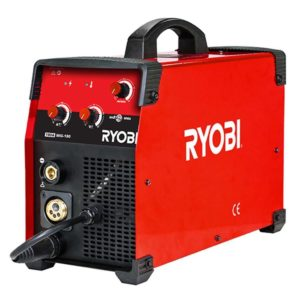 RYOBI MIG/MMA-180 Manual Metal Inert Gas Welder, 180A