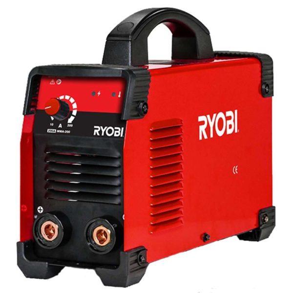 RYOBI MMA-200 Manual Metal Arc Inverter Welder, 200A