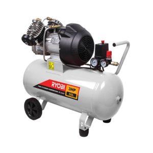 RYOBI RC-3050T Air Compressor, Twinhead, 50L, 3HP, (2.2kW)