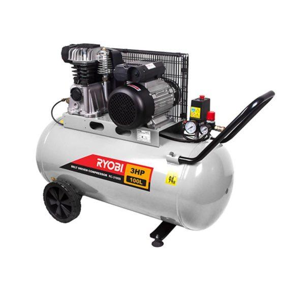 RYOBI RC-3100B Air Compressor, Belt Drive, 100L, 3HP ( 2.2kW)