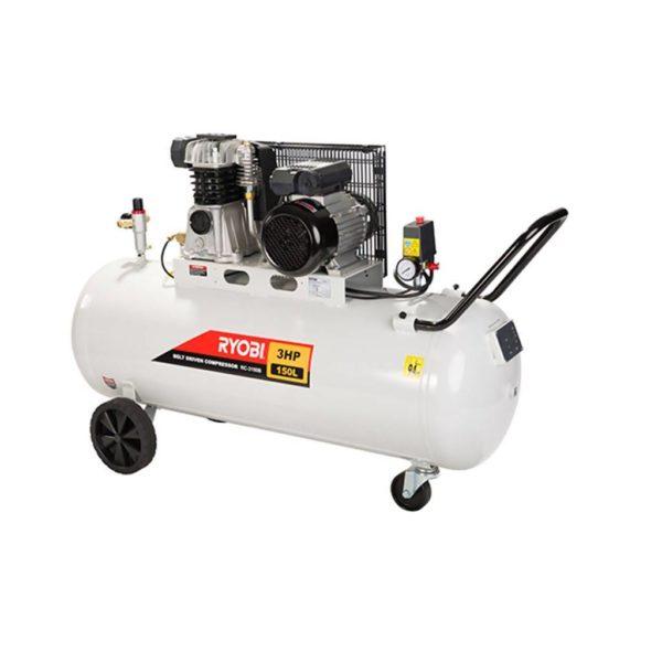 RYOBI RC-3150B Air Compressor, Belt Drive, 150L, 3HP (2.2kW)