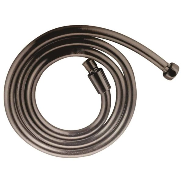 Shower Hose With Swivel, 1.5m, Platinum Silver