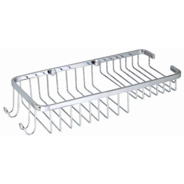 Solar Soap Basket, 116mm x 270mm x 50mm, 201 Stainless Steel