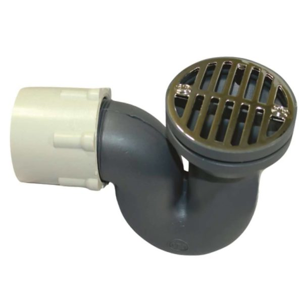 Standard Shower Trap, PVC