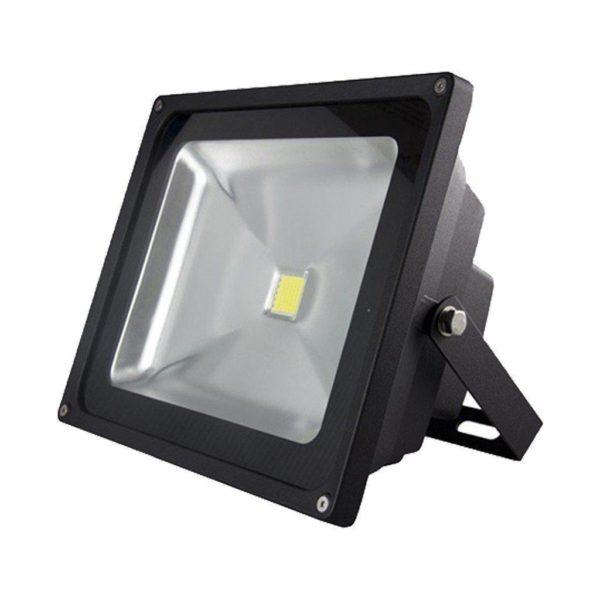 SuperBright 30W LED Flood Light (Equiv 250W), Waterproof IP65, Cool White