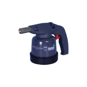 TOTAI Cartridge Blowtorch With Piezzo Ignition, Metal, Blue