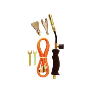 TOTAI Gas Blow Torch Soldering Kit, 3-Piece Attachments