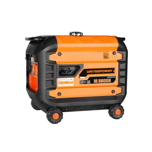 UNITED POWER iG3600S Sinewave Inverter Generator, 3kW
