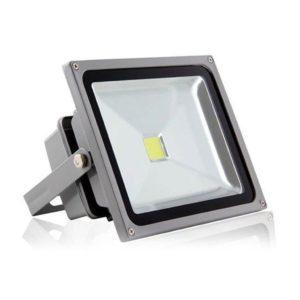 Waterproof IP65 LED Flood Light (Equiv 150W), Cool White, 20W