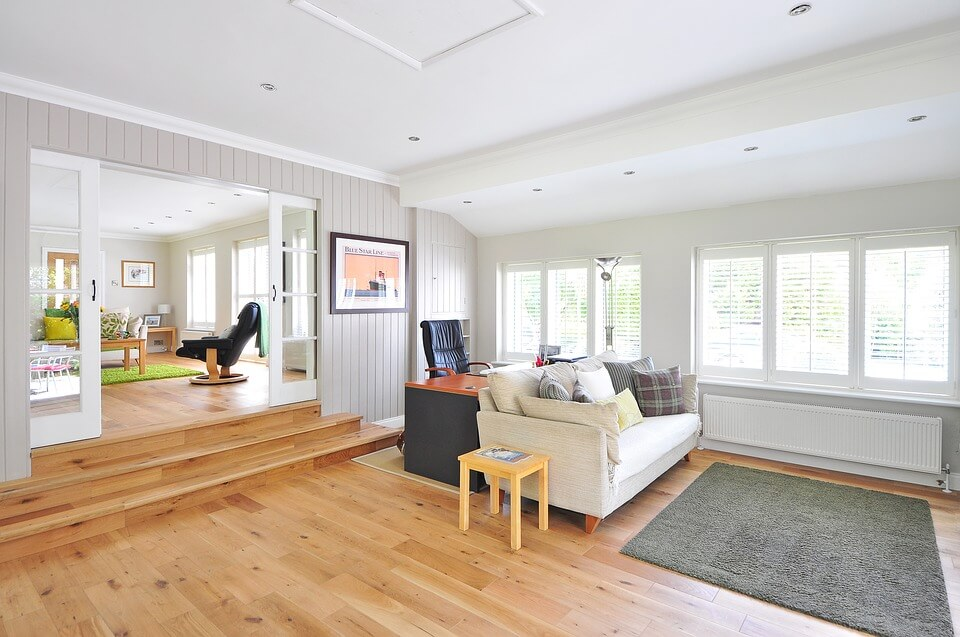 how to sand wooden flooring