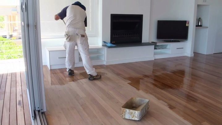 painting wooden floors - How To Sand A Wooden Floor: DIY Guide