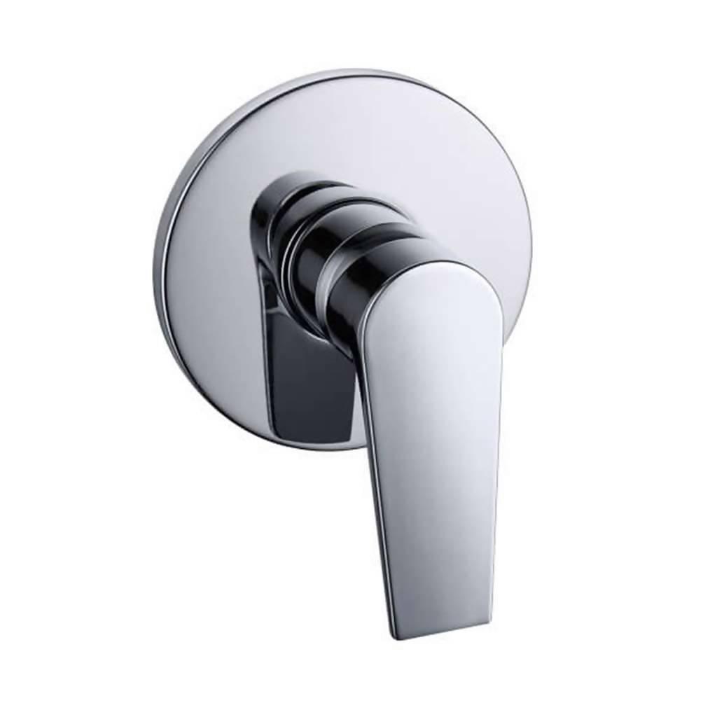 Sapphire Undertile Bath Or Shower Mixer, Chrome Plated DZR Brass