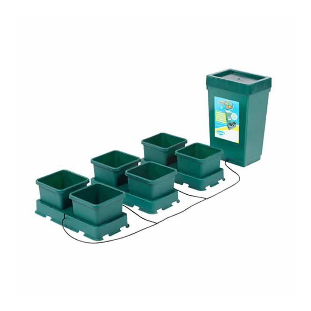 AUTOPOT Easy2Grow 6-Pot System, 6 x 8.5L Pots, 47L Water Tank