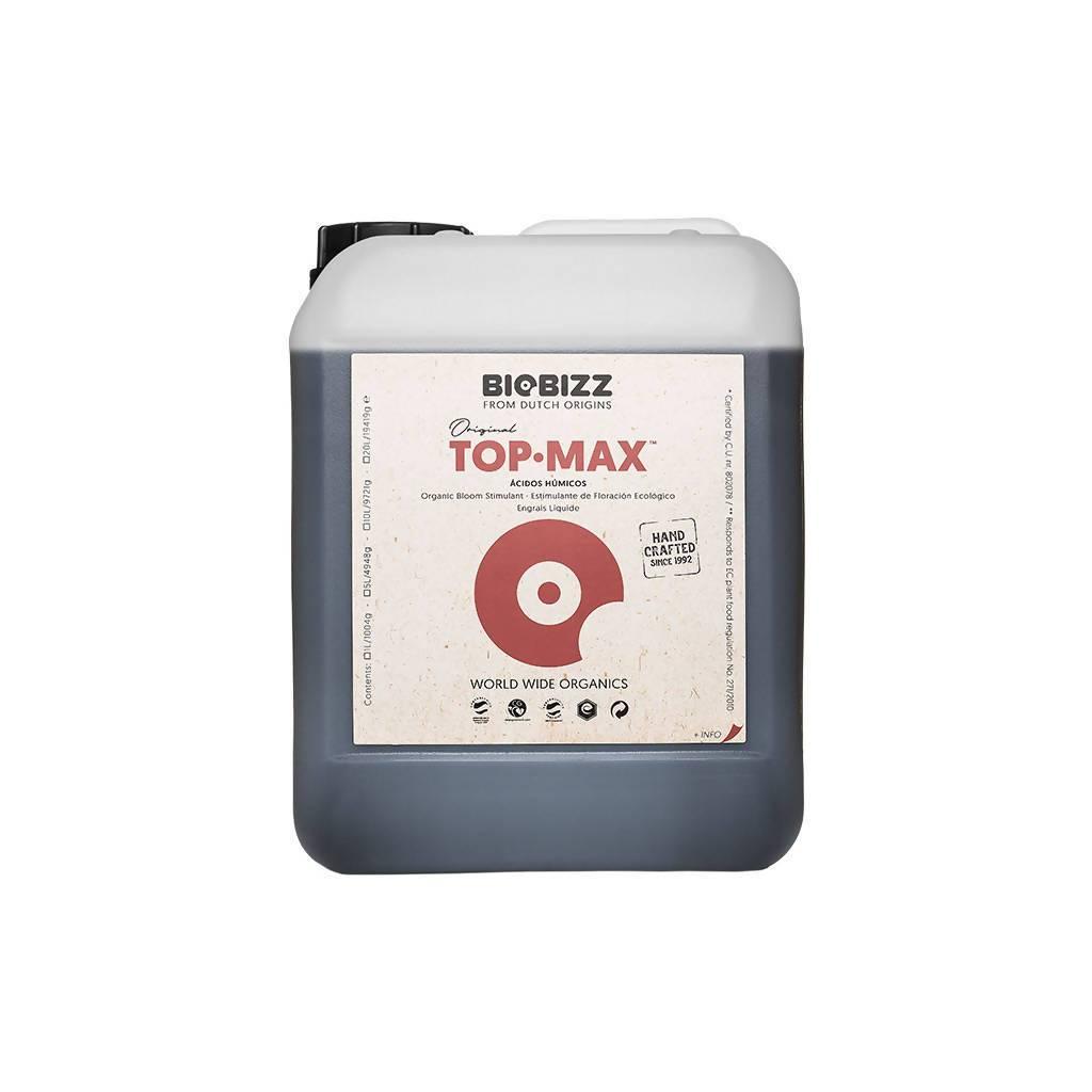 BioBizz Top-Max Organic Fertiliser, 5L