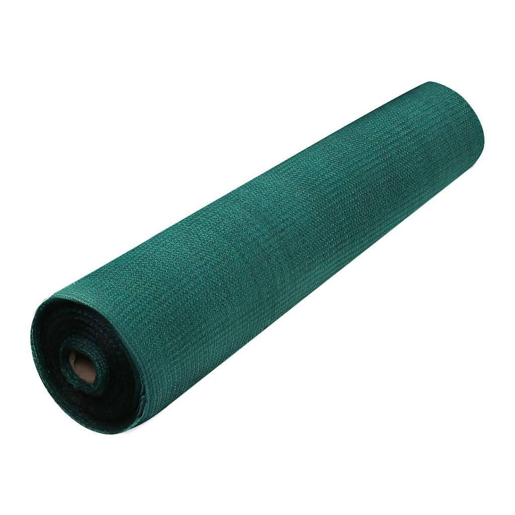 FRAGRAM Shade Cloth, 3m x 50m, 70% UV Resistant, Green