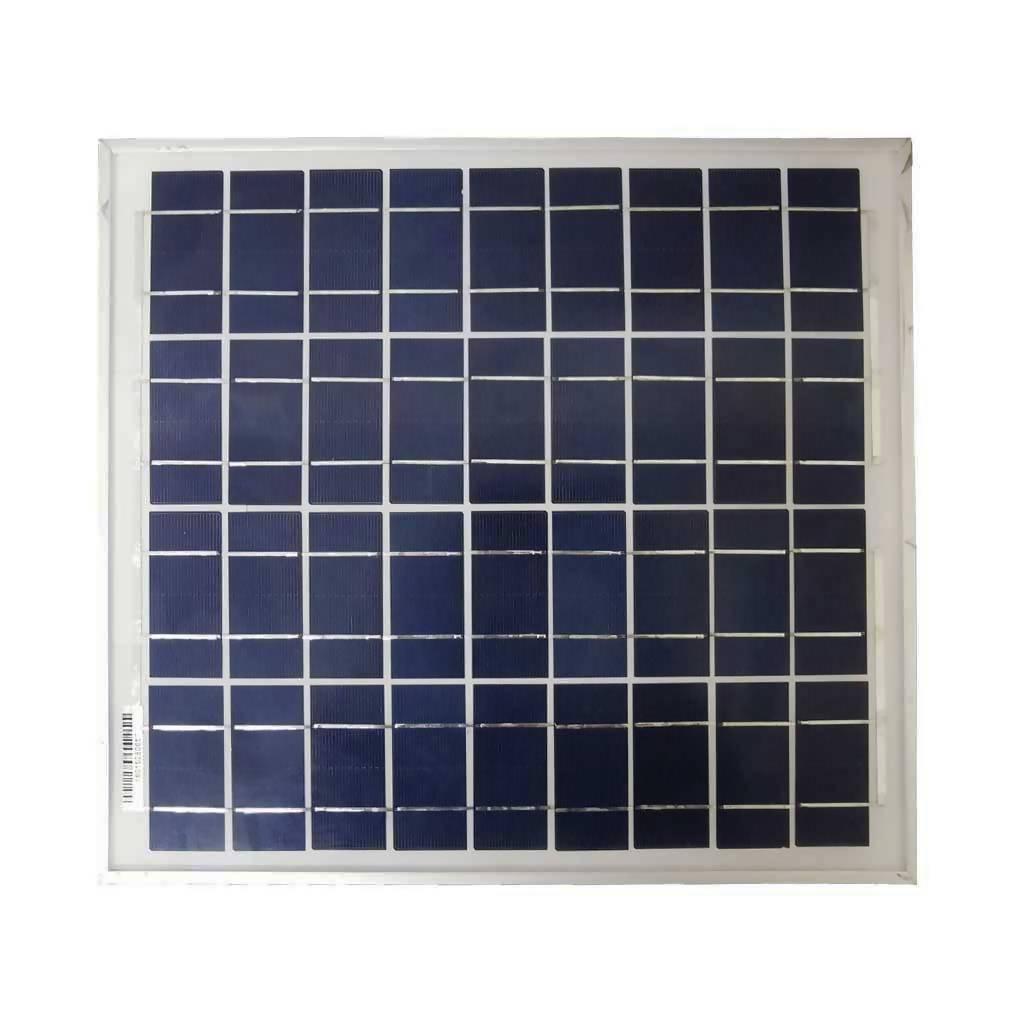 15W Polycrystalline Solar Panel