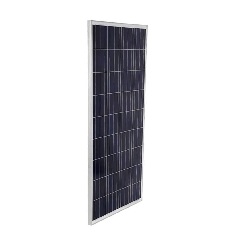 ELLIES 36 Cell Solar Panel, 140W, 12VDC