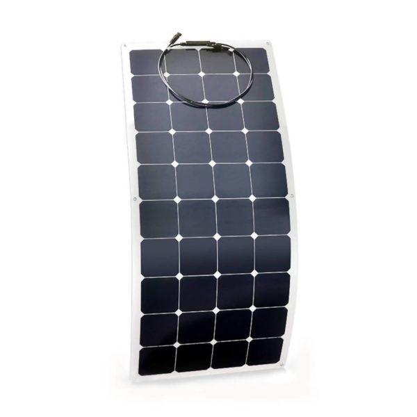 FLEXOPOWER TACOMA-130 Semi-Flexible Solar Panel, 130W