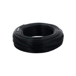 SOLARFLEX 4mm? Solar Panel Cable (100m, Black)