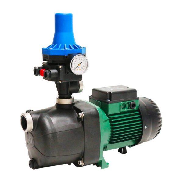 DAB JETCOM 132M Self-Priming Centrifugal Pump With COELBO Pressure Control Switch (1kW, 1.36hp, 220V)