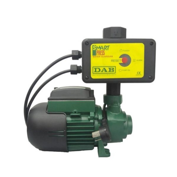 DAB KPF 30/16M Peripheral Electric Pump With DAB SMART PRESS Pressure Control Switch (0.37kW, 0.5hp, 220V)