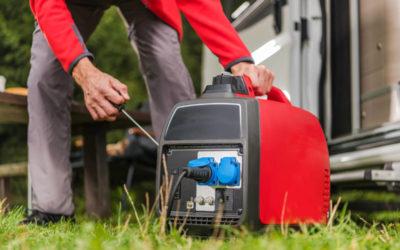 firing up gas powered portable inverter generator A8TCTD9 400x250 - Blog