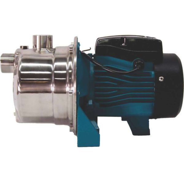LEO AJM75S Self-Priming Jet Pump (0.75kW, 1.0hp, 220V)