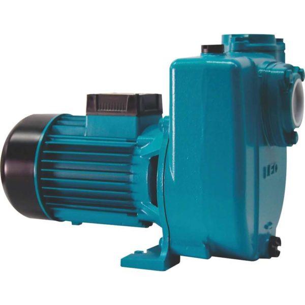 LEO XHSM1500 Self-Priming High Volume Centrifugal Pump (1.1kW, 1.5hp, 220V)