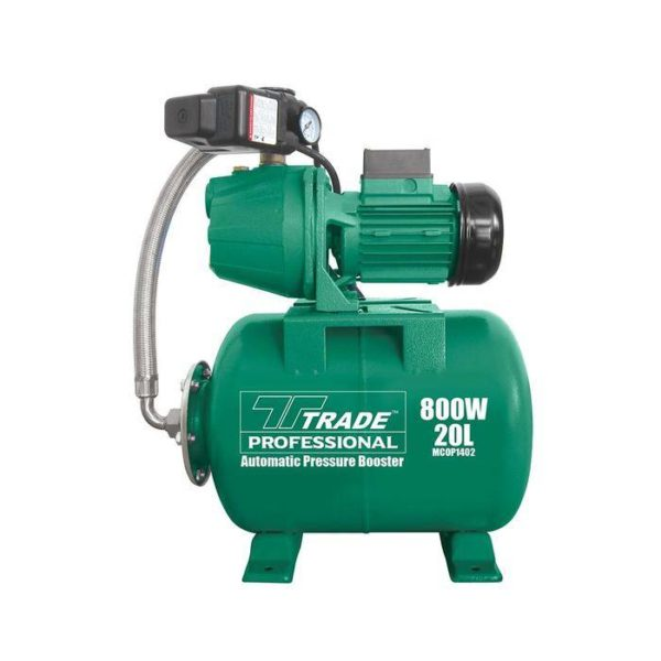 trade professional mcop1402 water pressure booster system 220v water pumps x700 600x600 - TRADEPOWER MCOP1402 Water Pressure Booster System, 220V